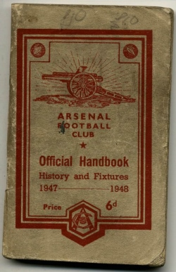 Arsenal Handbook 1947-1948
