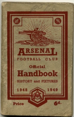 Arsenal Handbook 1948-1949