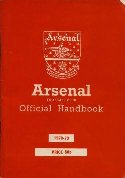 Arsenal Handbook 1978-1979