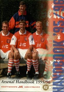Arsenal Handbook 1995-1996