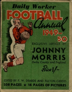 Daily Worker Football Annual 1949-1950