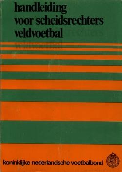 Handleiding Scheidsrechters - uitgave 1977