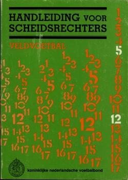 Handleiding Scheidsrechters - uitgave 1980