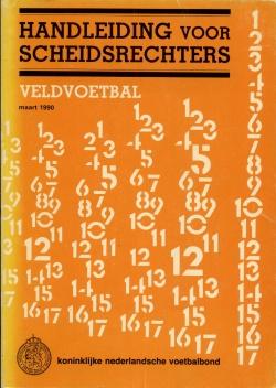 Handleiding Scheidsrechters - uitgave 1990
