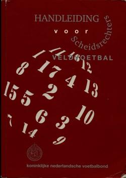 Handleiding Scheidsrechters - uitgave 1995