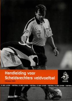 Handleiding Scheidsrechters - uitgave 2005