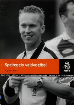 Spelregels Veldvoetbal - uitgave 2007