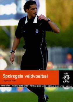 Spelregels Veldvoetbal - uitgave 2009