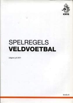 Spelregels Veldvoetbal - Uitgave 2011