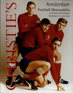 Christie's Football Memorabilia Catalogue