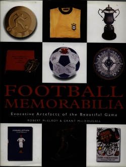 Robert McElroy - Football Memorabilia