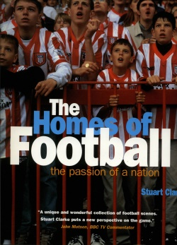 Stuart Clarke - The homes of football