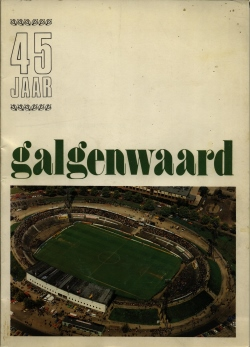 Gemeente Utrecht - 45 jaar Galgenwaard
