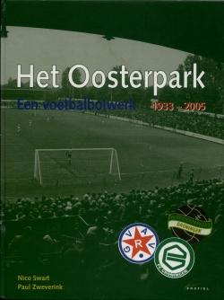 Swart - Het Oosterpark, een voetbalbolwerk