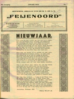 De Feijenoorder Februari 1932