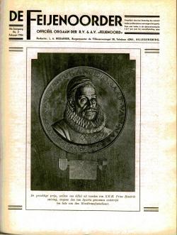 De Feijenoorder Februari 1934