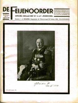 De Feijenoorder Augustus 1934