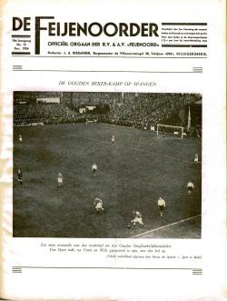 De Feijenoorder December 1934