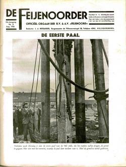 De Feijenoorder Augustus 1935