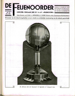 De Feijenoorder Oktober 1937