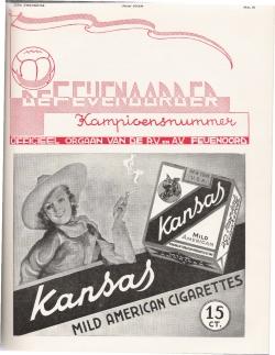 De Feijenoorder Juni 1938