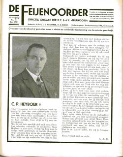 De Feijenoorder December 1939