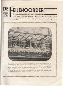 De Feijenoorder Januari 1940