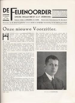 De Feijenoorder Augustus 1940