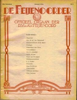 De Feijenoorder Januari 1946