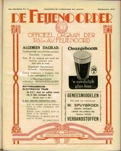 De Feijenoorder September 1947