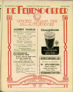 De Feijenoorder Oktober 1947