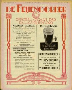 De Feijenoorder November 1947
