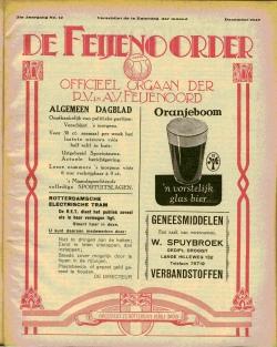 De Feijenoorder December 1947