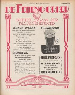De Feijenoorder Augustus 1948
