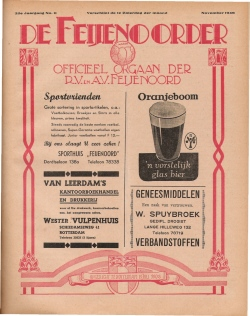 De Feijenoorder November 1948