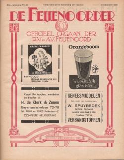 De Feijenoorder December 1948