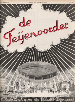 De Feijenoorder April 1949