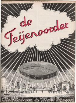 De Feijenoorder Augustus 1949