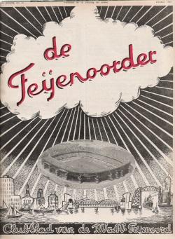 De Feijenoorder Oktober 1949