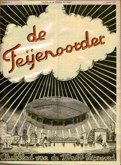 De Feijenoorder Januari 1950
