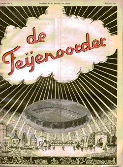 De Feijenoorder Februari 1950