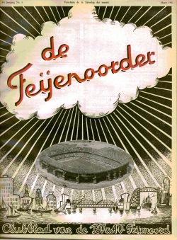 De Feijenoorder Maart 1950