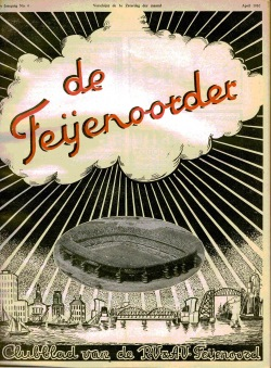 De Feijenoorder April 1950