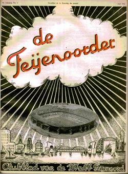 De Feijenoorder Juni 1950