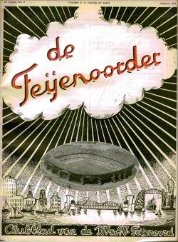 De Feijenoorder Augustus 1950