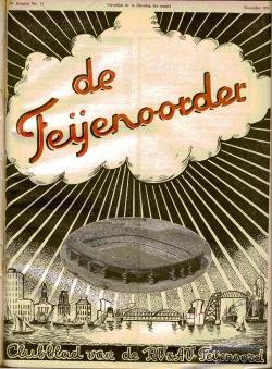 De Feijenoorder November 1950