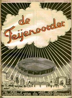 De Feijenoorder December 1950