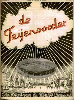 De Feijenoorder Februari 1951
