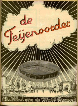De Feijenoorder April 1951