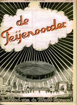 De Feijenoorder Augustus 1951